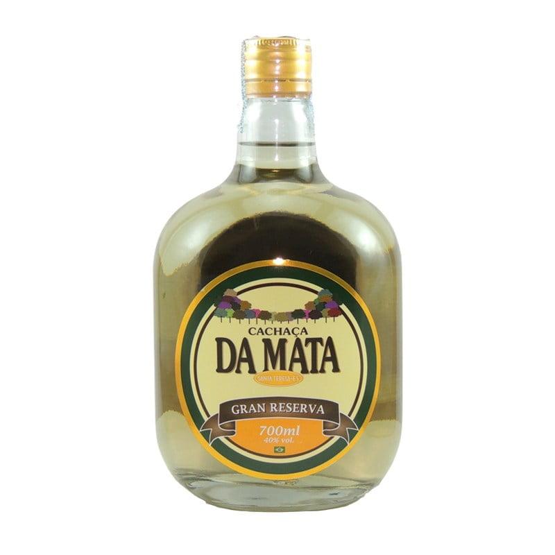Cachaça Da Mata Blend Gran Reserva 700 ml