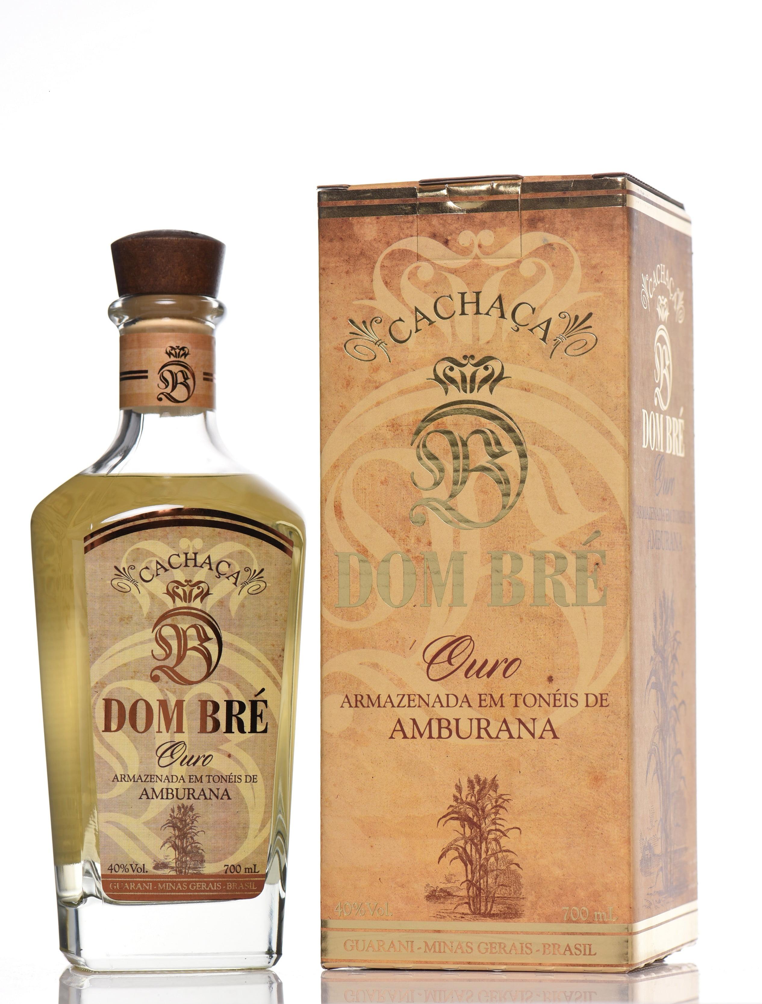Cachaça Dom Bré Amburana 700 ml