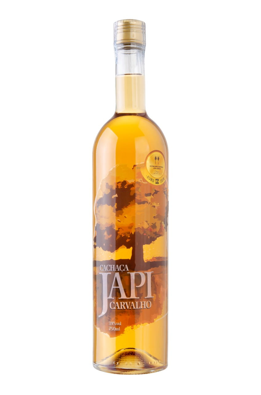Cachaça Japi Carvalho 750 ml