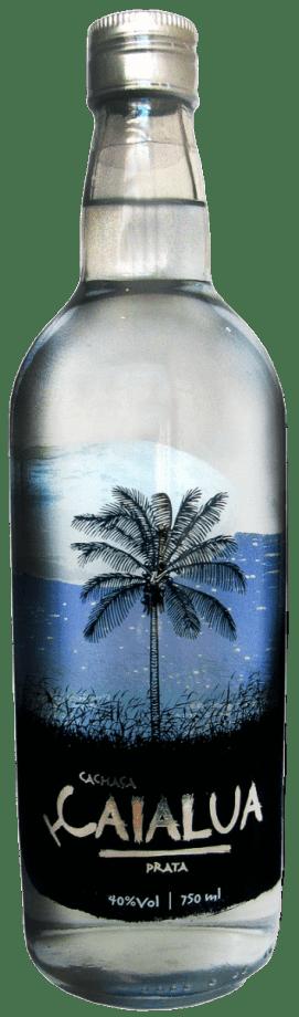 Cachaça Cai a Lua Prata 750 ml