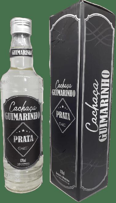 Cachaça Guimariho Prata 670 ML