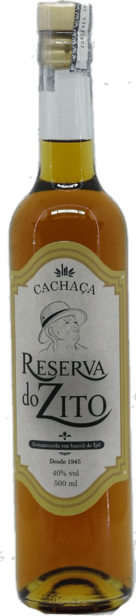 Cachaça Reserva do Zito Ipê 500 ML