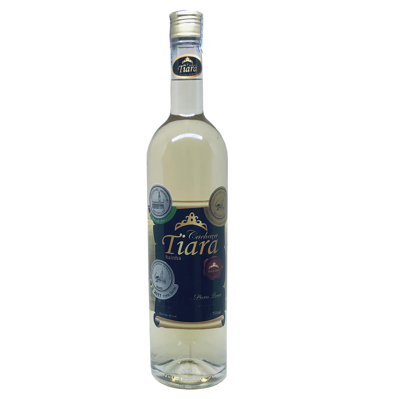 Cachaça Tiara Rainha Grandour - 750 ml