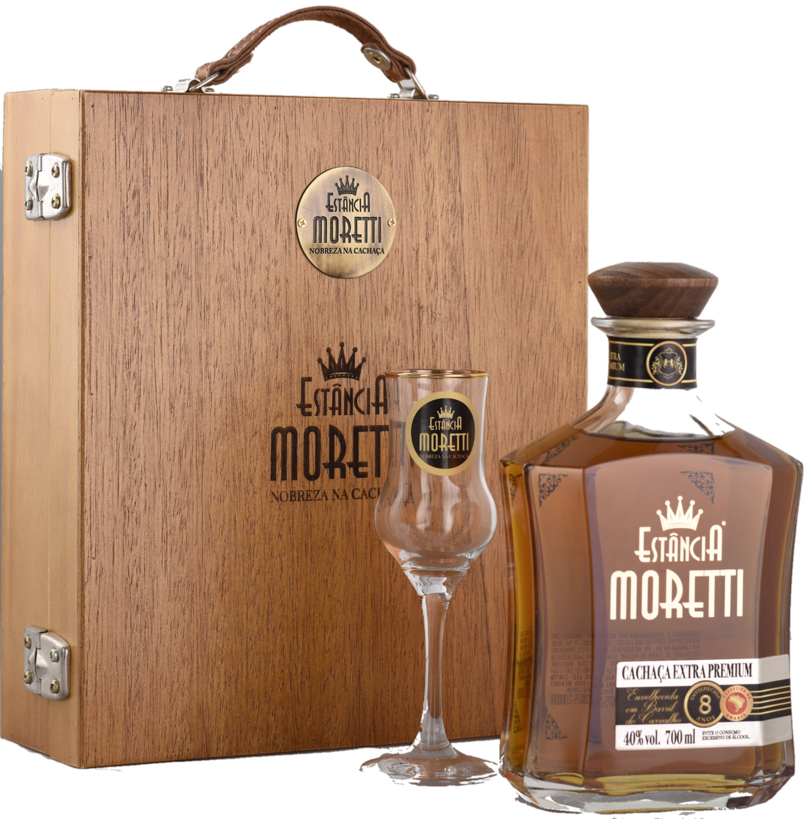Kit Box Estância Moretti - 750 ml