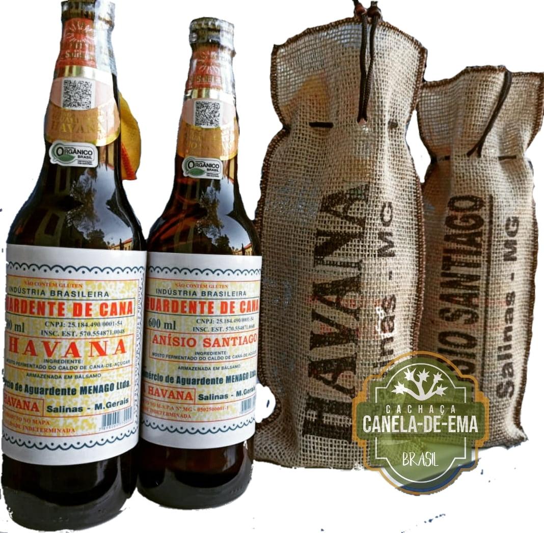 Kit Havana e Anísio Santiago