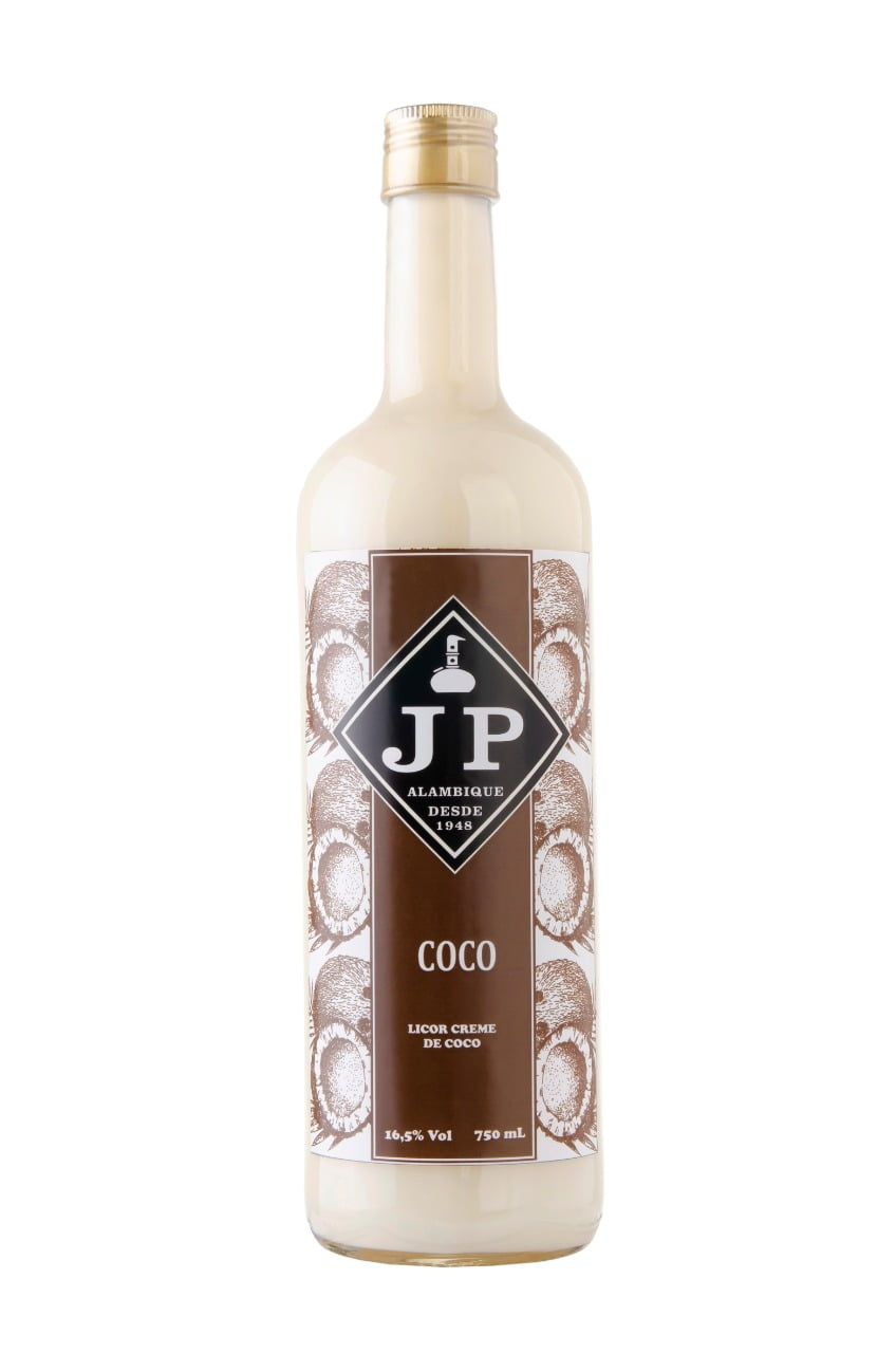Licor Creme de Côco J.P 750 ml