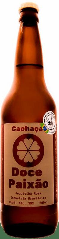 Cachaça Doce Paixão 600 ml