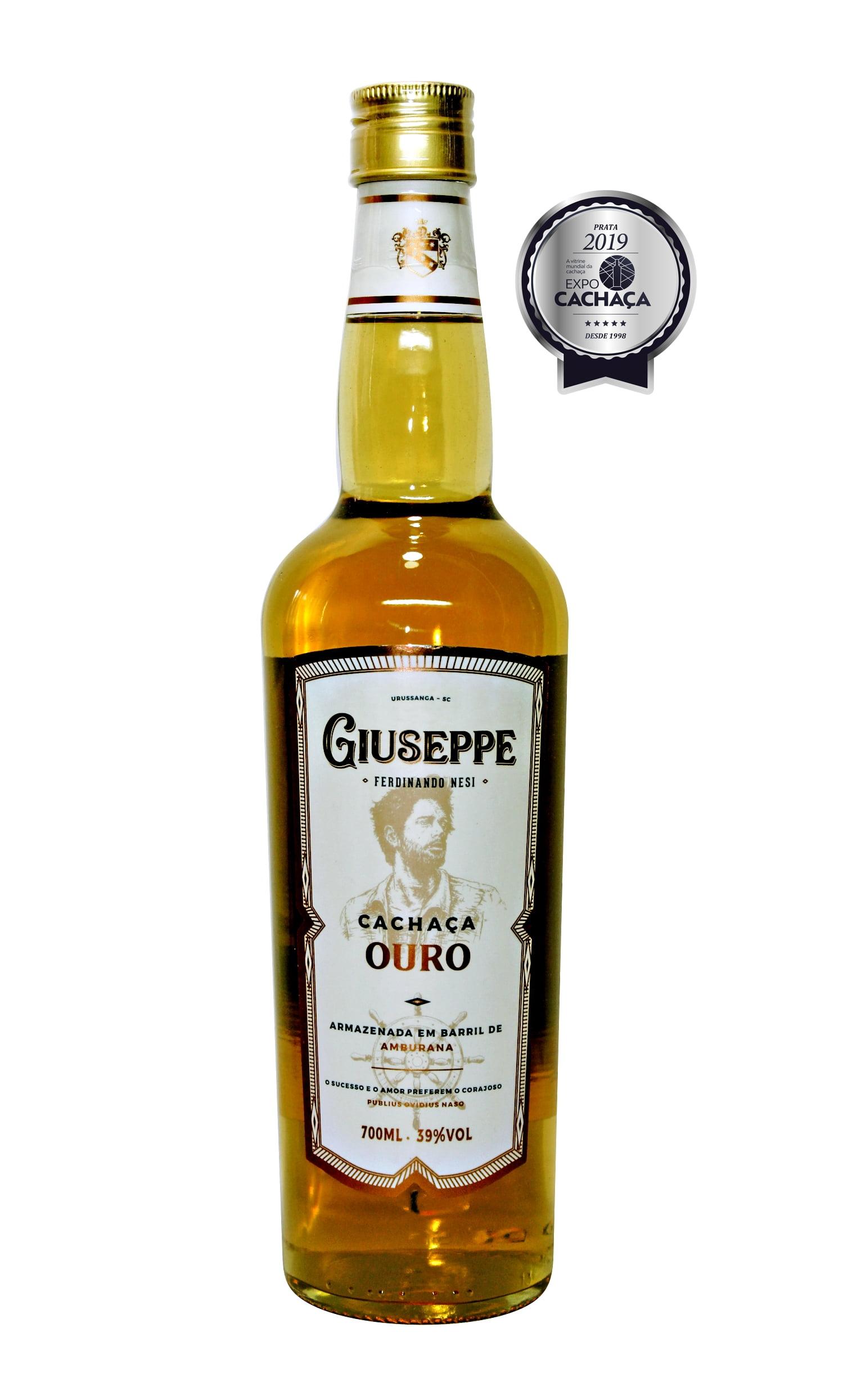 Cachaça Giuseppe Amburana 700 ml