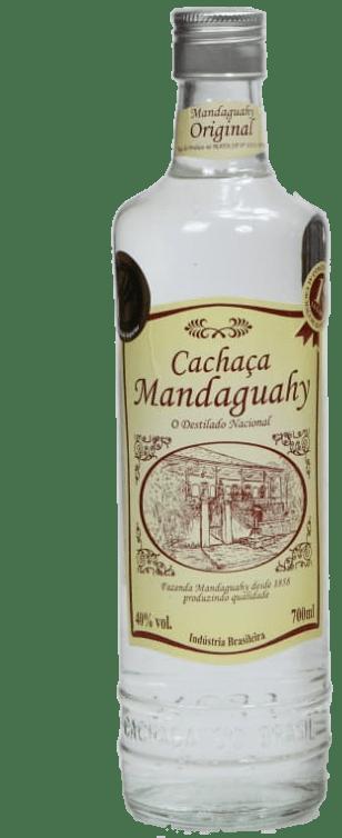 Cachaça Mandaguahy Prata 700 ml