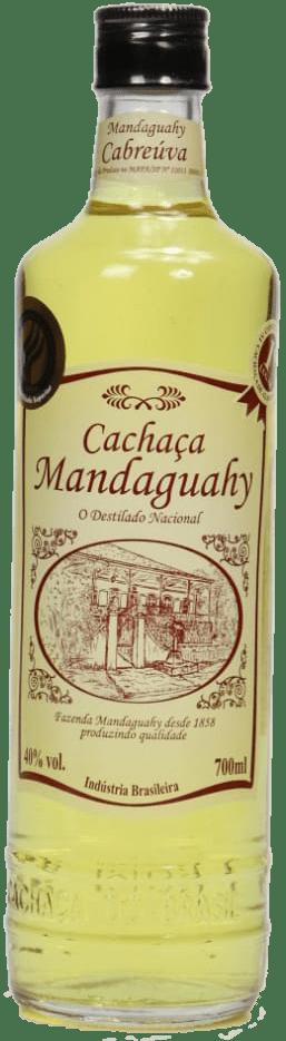 Cachaça Mandaguahy Cabreúva - 700 ml