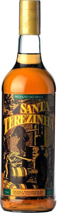 Cachaça Santa Terezinha Jequitibá Rosa 960 ml