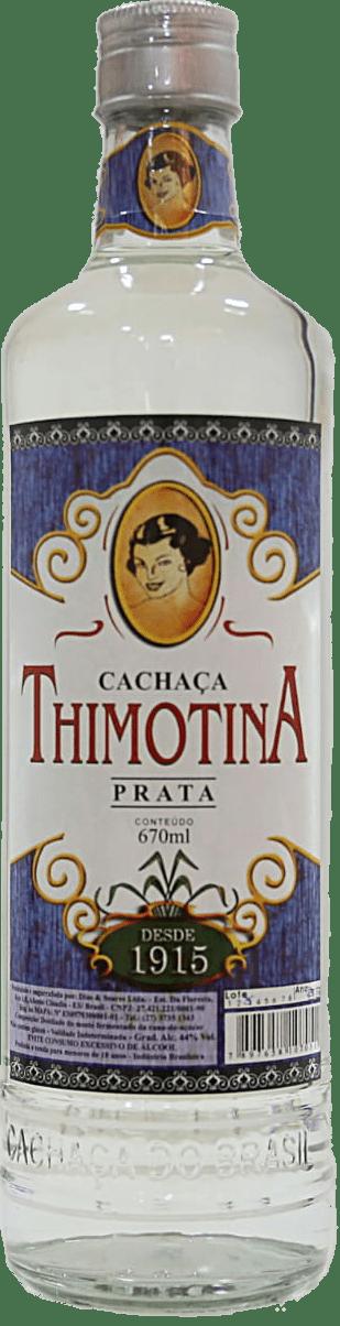 Cachaça Thimotina Prata 670 ml