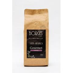 Borges Café 500g Expresso, tipo Gourmet, 500gr