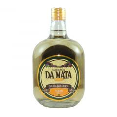Cachaça Da Mata Gran Reserva [Premium] - 700 ml