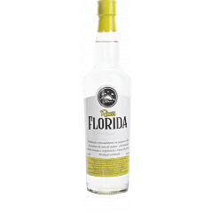 Rum Branco Forida - 750 ML