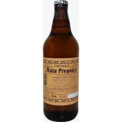 Cachaça Mata Preguiça Prata - 600 ml - INOX