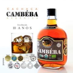 Cachaça Cambéba Extra Premium - 10 anos - 700ml