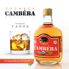 Cachaça Cambéba Extra Premium - 5 anos - 700ml  | Empório Cachaça Canela-de-Ema