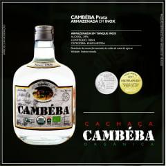 Cachaça Cambéba Prata - 700ml