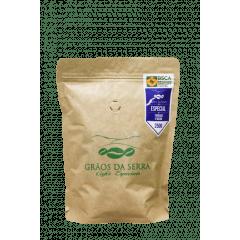Café Grãos da Serra Torrado e Moído tipo Especia 250gr
