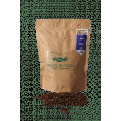 Café Grãos da Serra Torrado e em grãos, tipo Especial – 500gr