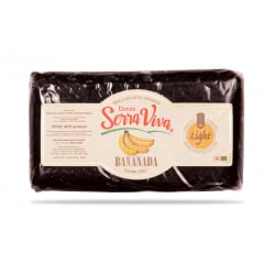 Bananada Serra Viva Light - 400 g