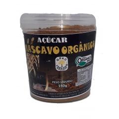 Açúcar Mascavo Orgânico - 250g