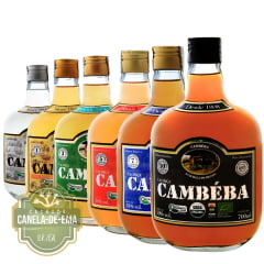 Cachaça Cambéba - Royal Kit