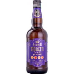 Cachaça Estância Moretti 4 Madeiras 500 ml