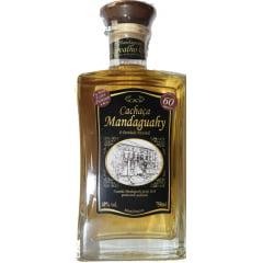 Cachaça Mandaguahy Carvalho Extra Premium (60 meses)- 750 ml