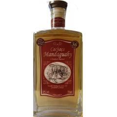 Cachaça Mandaguahy Extra Premium  - Carvalho - 750 ml