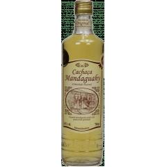 Cachaça Mandaguahy Ouro - Amendoim - 700 ml