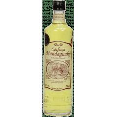 Cachaça Mandaguahy Ouro - Cabreúva - 700 ml