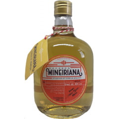 Cachaça Mineiriana Amburana 700 ml