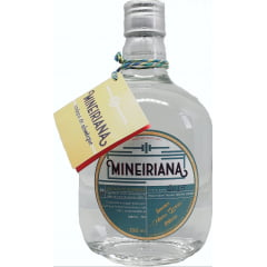 Cachaça Mineiriana Prata 700 ml
