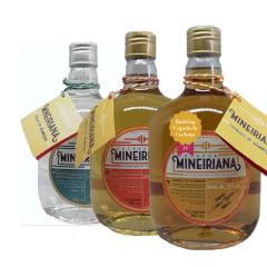 Kit Cachaças Mineiriana