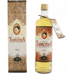 Cachaça Thiotina Ouro 700 ml