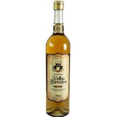 Cachaça Velho Ferreira Ouro 750 ml